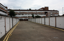 Hackney walk: Rooftop Apiaries of Benjamin Close