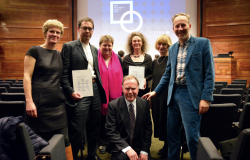 President's prize 2015 at the RIBA awards for publications.