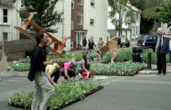 Still: Unlocking spaces
