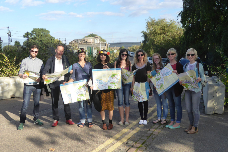 Peterborough Edible Walk